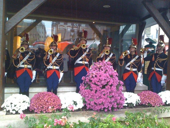 la fanfare de la garde républicaine a Deauville le 13 et 14 novembre 37187_10