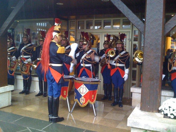 la fanfare de la garde républicaine a Deauville le 13 et 14 novembre 75308_10