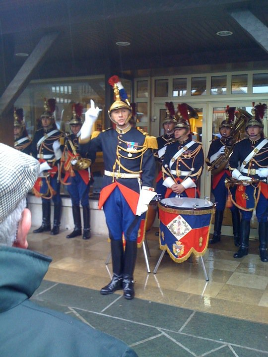 la fanfare de la garde républicaine a Deauville le 13 et 14 novembre 76276_10