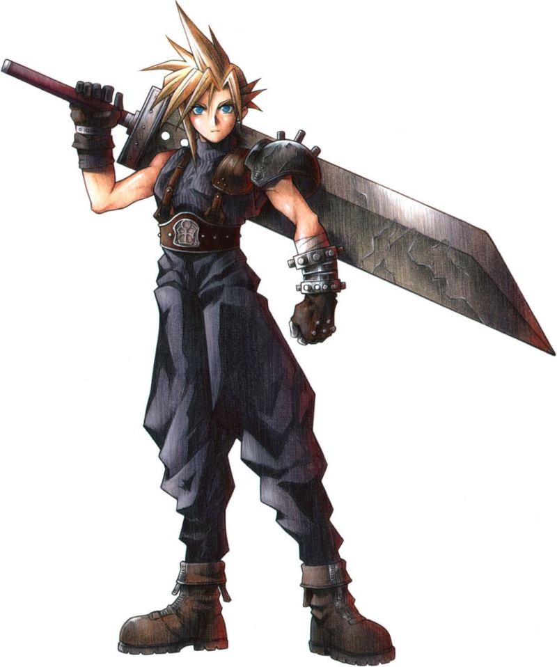 "[DOSSIER COMPLET] Final Fantasy 7 ""LA LEGENDE"" Cloud_11"