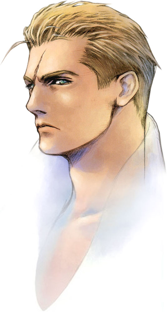 Final Fantasy 8 Seifer10