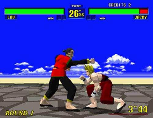 Virtua Fighter Virtua10
