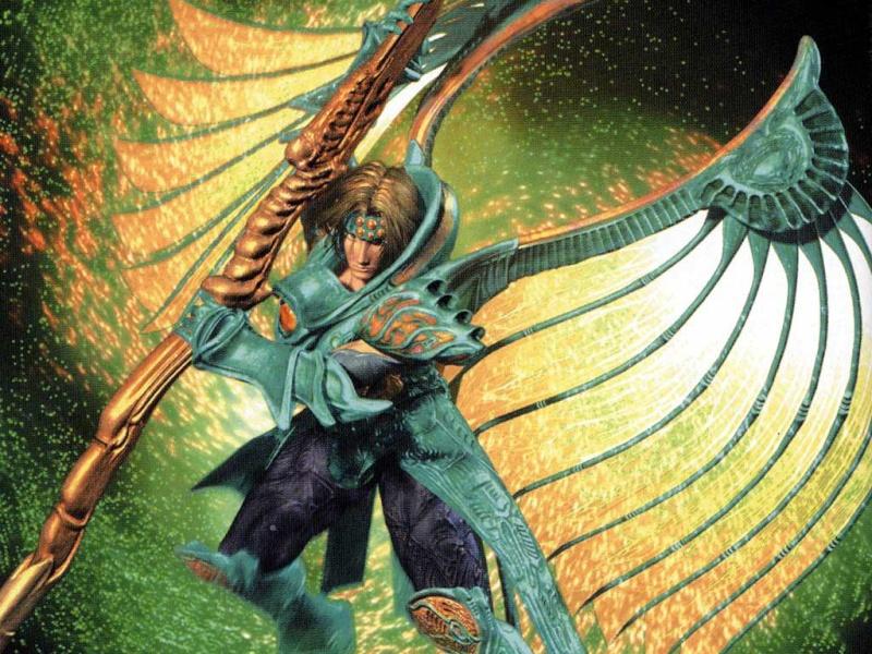 The Legend Of Dragoon ,devait rivaliser avec les FF!! Wallpa10