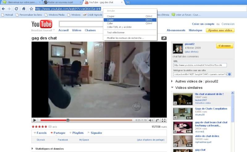 Comment poster une vidéo ??? Fofo_310