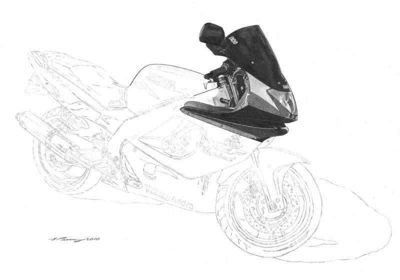 Thundercat Masterpiece taking shape. Yamaha10