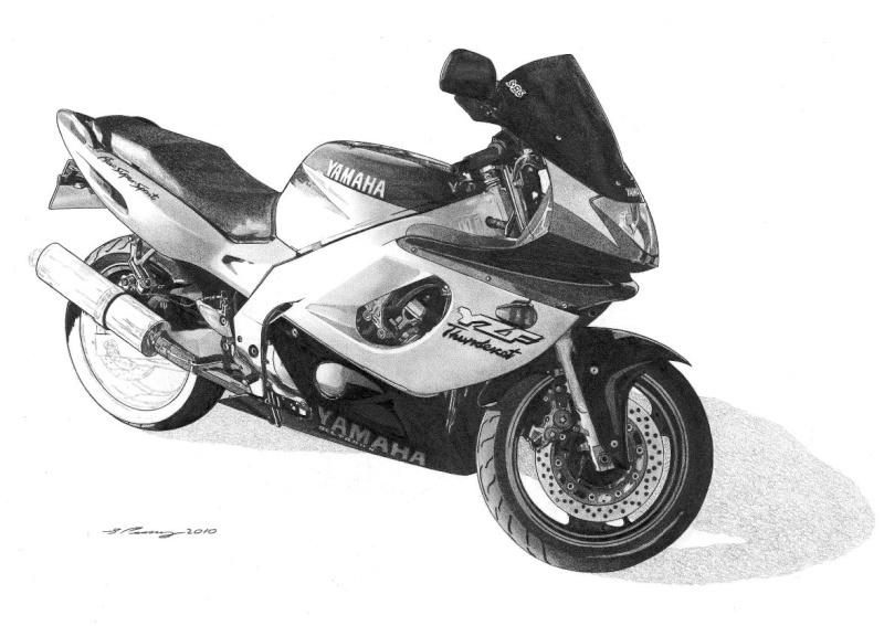 Thundercat Masterpiece taking shape. Yamaha22