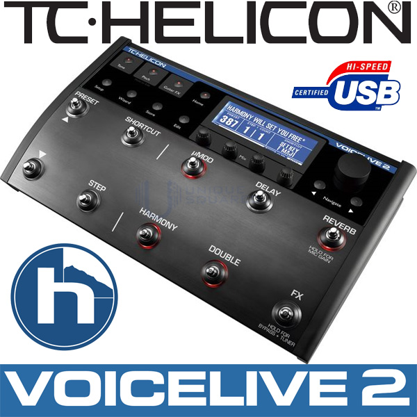 VoiceLive2 Forum