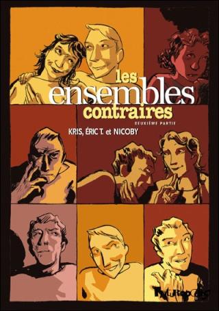Les ensembles contraires Tomes 1 et 2 par Kris et Eric T 311