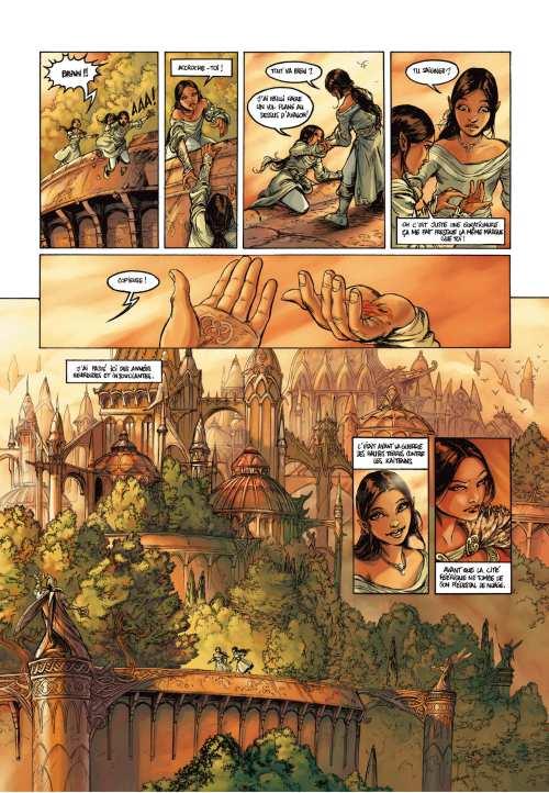 Les arcanes d'Alya [Debois, Lemercier] Arcane10