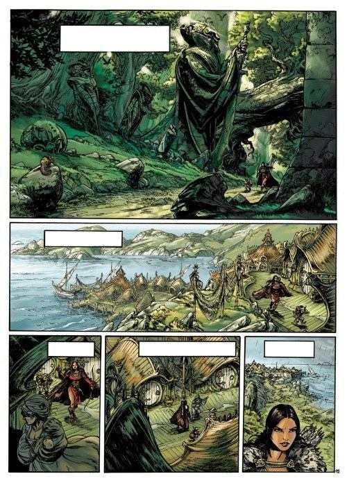 Les arcanes d'Alya [Debois, Lemercier] Arcane11