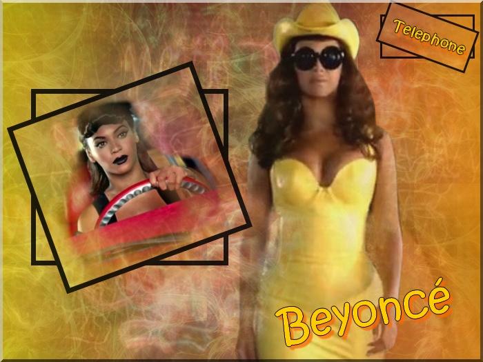 """DEFI Lettre """" B """" Beyonc10"""