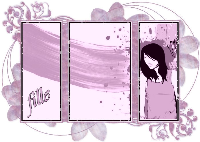 """Défi """" MASQUE """"n°1 Lady_p10"""