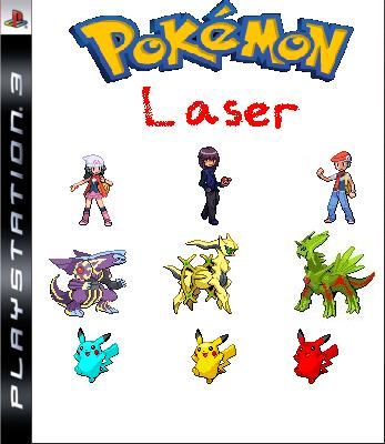 Pokemon Laser Pokemo10