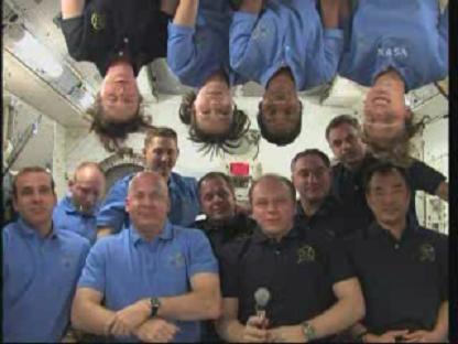 [STS-131 / ISS19A] Discovery : déroulement de la mission - Page 14 Vlcsn148