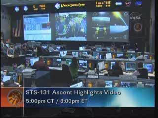 [STS-131 / ISS19A] Discovery : déroulement de la mission - Page 18 Vlcsn227
