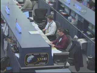 ISS : Amarrage de Progress M-05M le 1er mai 2010 Vlcsn268
