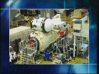 ISS : Amarrage de Progress M-05M le 1er mai 2010 Vlcsn278