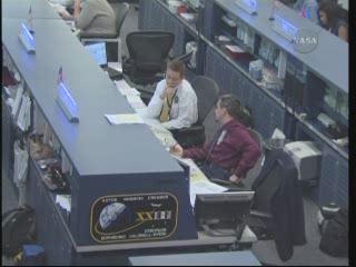 ISS : Amarrage de Progress M-05M le 1er mai 2010 Vlcsn281