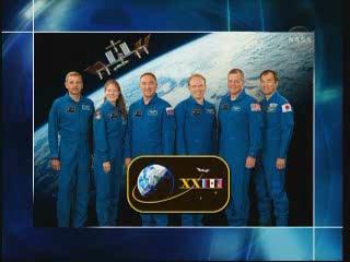 ISS : Amarrage de Progress M-05M le 1er mai 2010 Vlcsn287