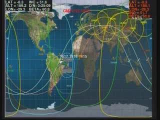 ISS : Amarrage de Progress M-05M le 1er mai 2010 Vlcsn290