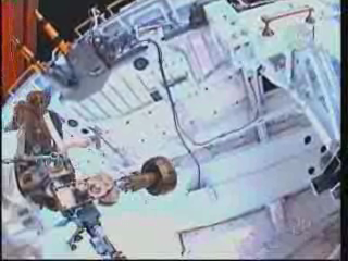 [STS-131] Discovery : EVA 3 Anderson & Mastracchio Vlcsna61