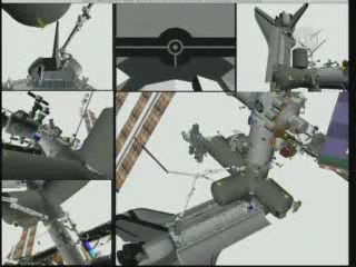 [STS-131] Discovery : EVA 3 Anderson & Mastracchio Vlcsna69