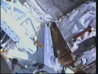 [STS-131] Discovery : EVA 3 Anderson & Mastracchio Vlcsna91