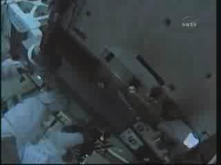 [STS-131] Discovery : EVA 3 Anderson & Mastracchio Vlcsna96