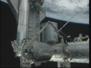 [STS-131] Discovery : EVA 3 Anderson & Mastracchio Vlcsna98