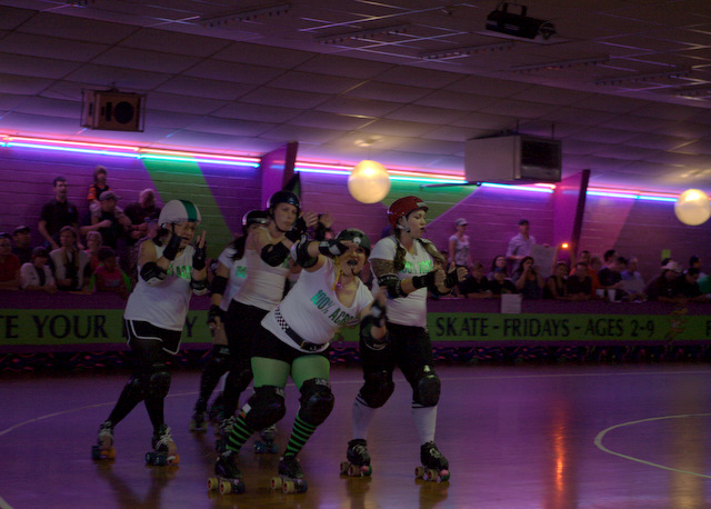 A Lesson About Passion from Roller Derby Lastej10