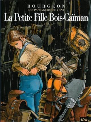 La petite fille bois-caïman, Bourgeon 110