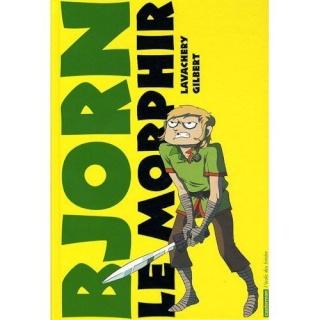 Bjorn le Morphir, Thomas Lavachery, Thomas Gilbert Bjorn-10