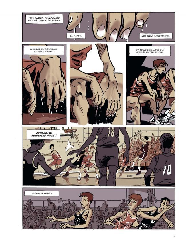 Guerre et match de Frano Petrusa Guerre11