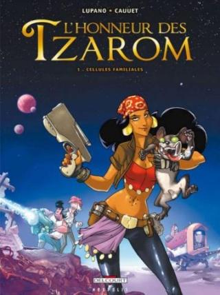 L'honneur des Tzarom, Wilfrid Lupano, dessins et couleur Paul Cauuet Honneu10