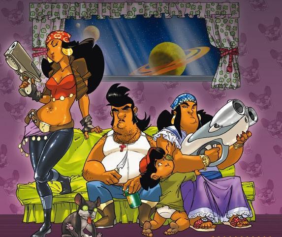 L'honneur des Tzarom, Wilfrid Lupano, dessins et couleur Paul Cauuet Honneu11