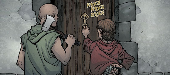 Locke & Key [Joe Hill, Gabriel Rodriguez] Locke-10