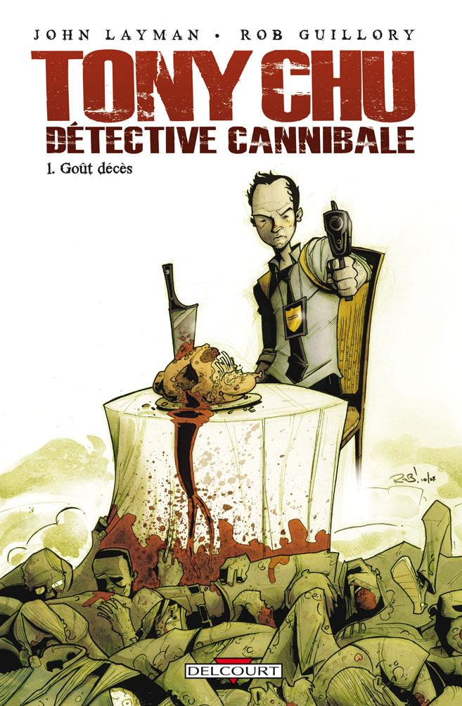 Tony Chu, détective cannibale. John Layman, Rob Guillory Shu10