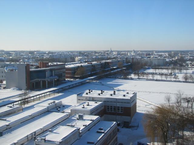 Bialystok Teknik Üniversitesi ve Çevresi Img_0211