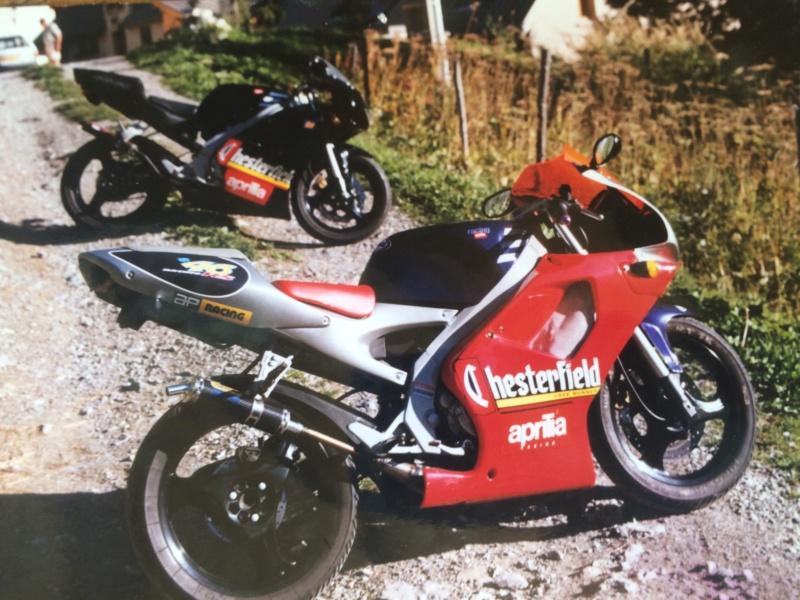 L'Aprilia RS50... Retour vers le futur... Img-6512