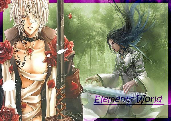 Elements world Ban910