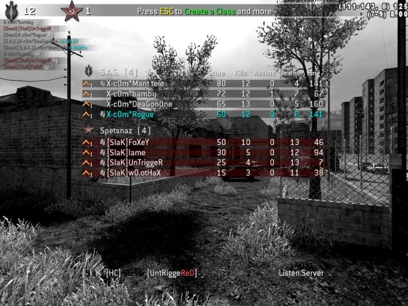 X-c0m* 3-1 Slak Cod4mp11