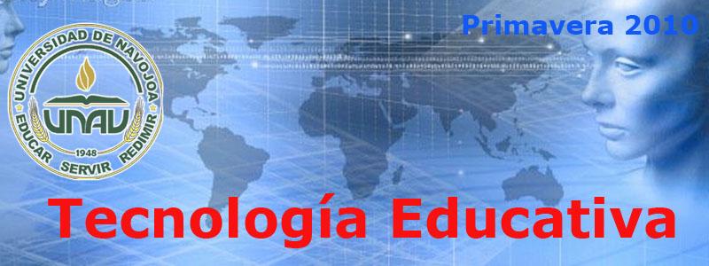 Tecnologia Educativa UNAV