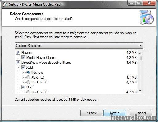 K-Lite Codec Pack 5.70Full  K-lite11