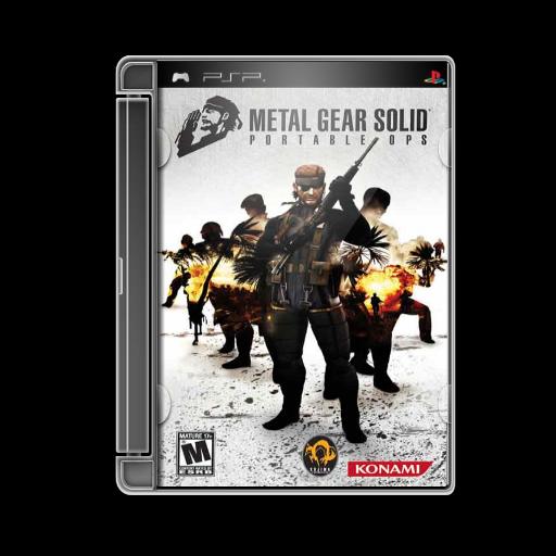 Metal Gear Solid Portable Ops  Nini_c11