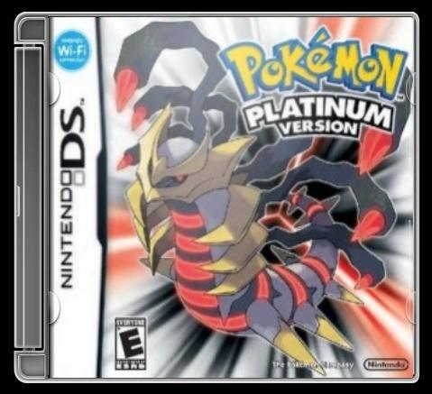 Pokemon Platinum  Pokamo11