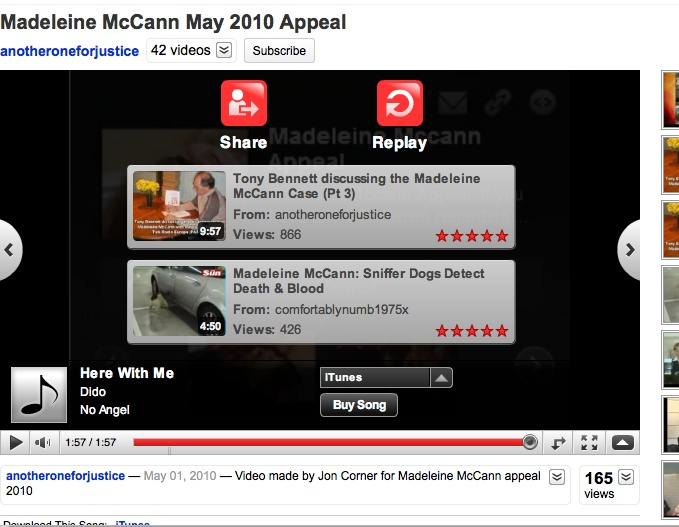 McCanns new video: Maddie plays dressing-up, weeks before she vanished Appeal11