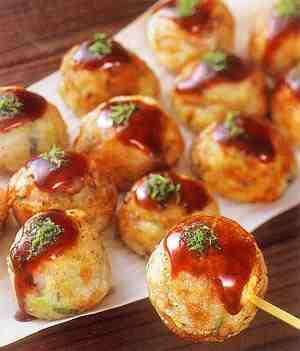 Favourite Foods XD Takoya10