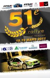 [Championnat de France] Rallye du Touquet Pas-De-Calais Affich11