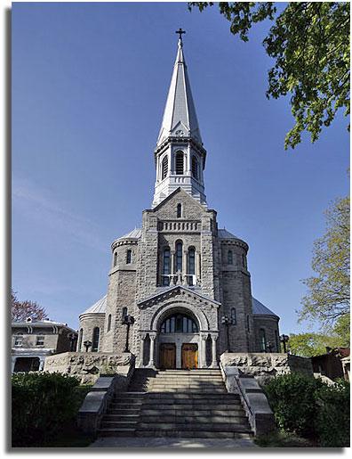 L'Église de mon quartier ! 670b10