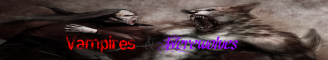 Vampires & Werewolves Forum